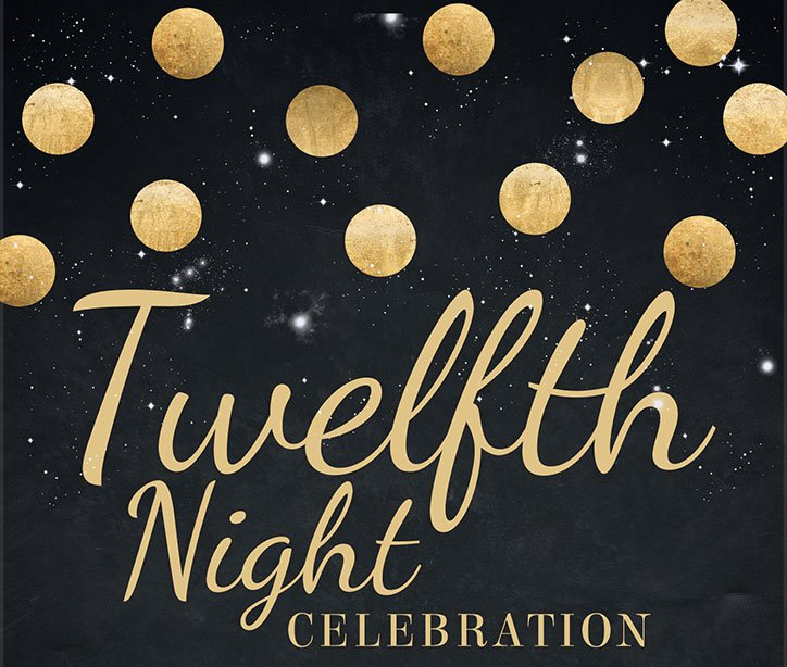 Twelfth Night Celebration art