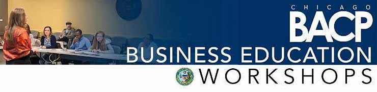 Free Business Workshops in June