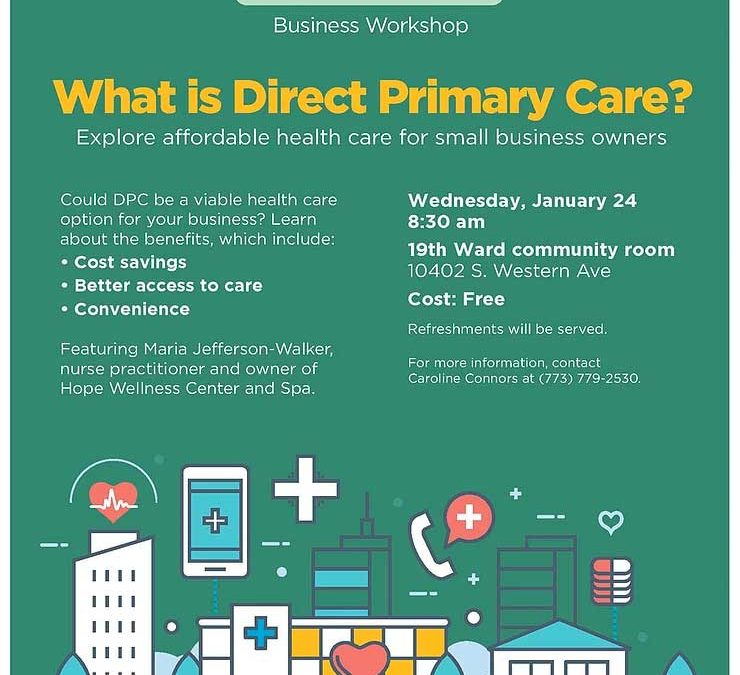 Decoding Direct Primary Care: A Workshop for Small Businesses