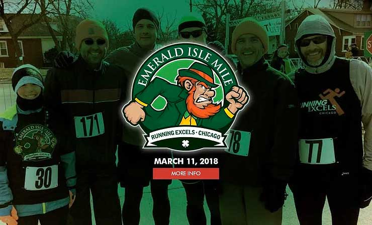 South Side Parade & Emerald Isle Mile are March 11