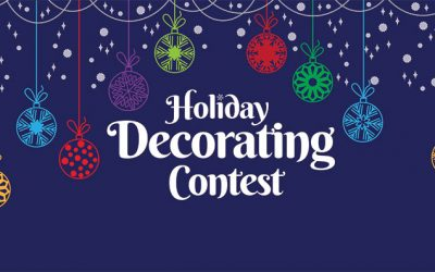 Holiday Decorating Contest is Underway