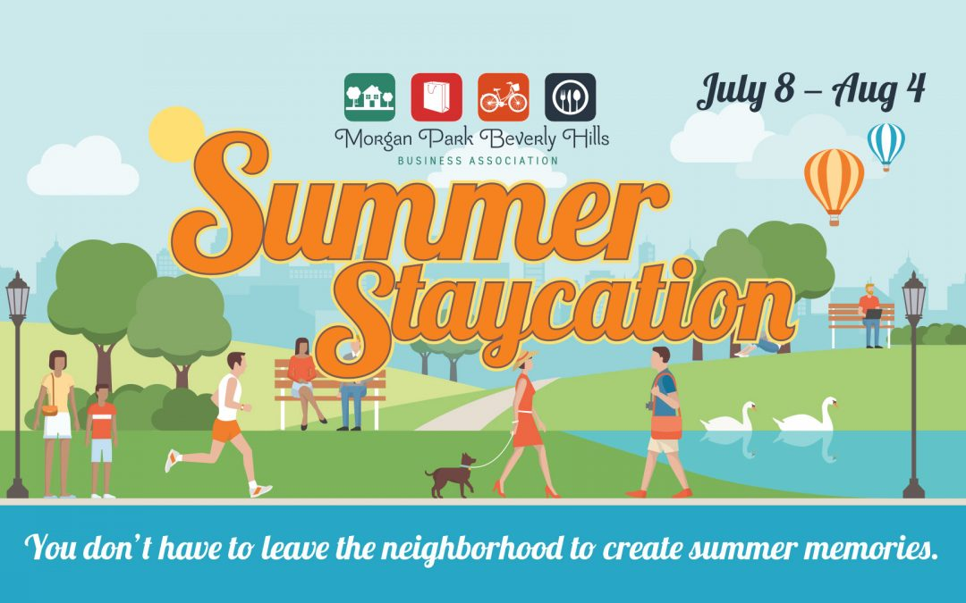 MPBHBA's 2nd Annual Summer Staycation is Here!
