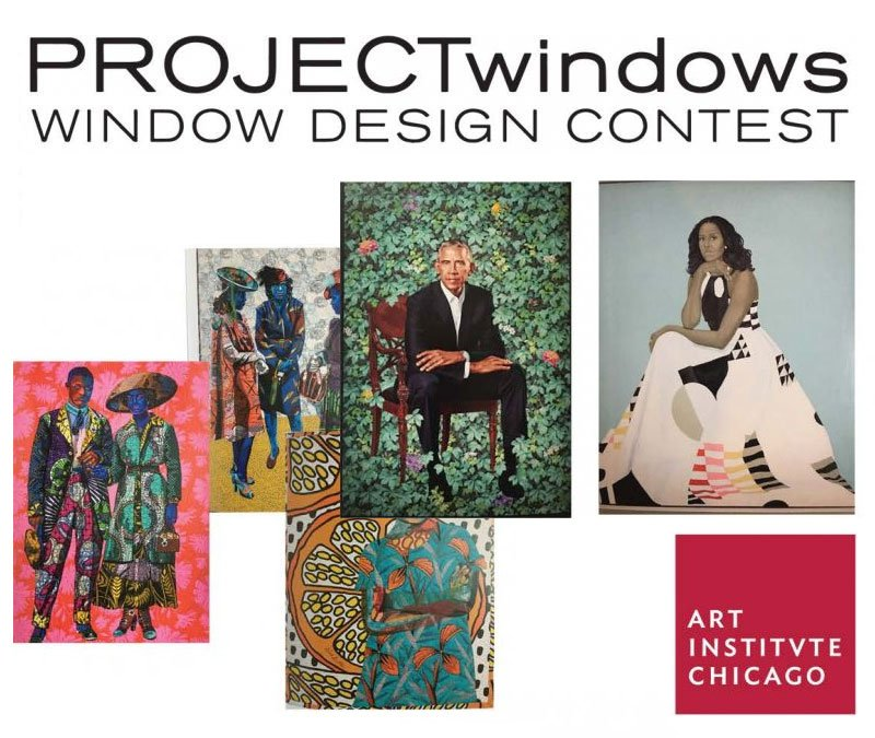 'Project Windows' Brings Art to City Neighborhoods